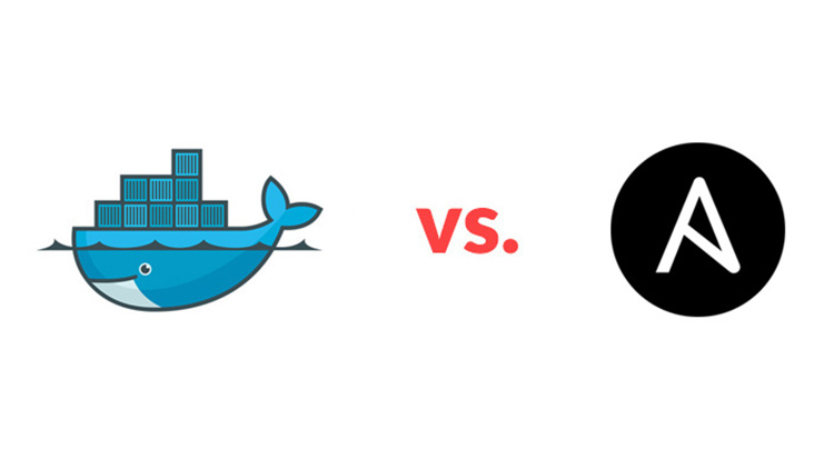 Docker and Ansible Solve 2 Different Problems and They Can