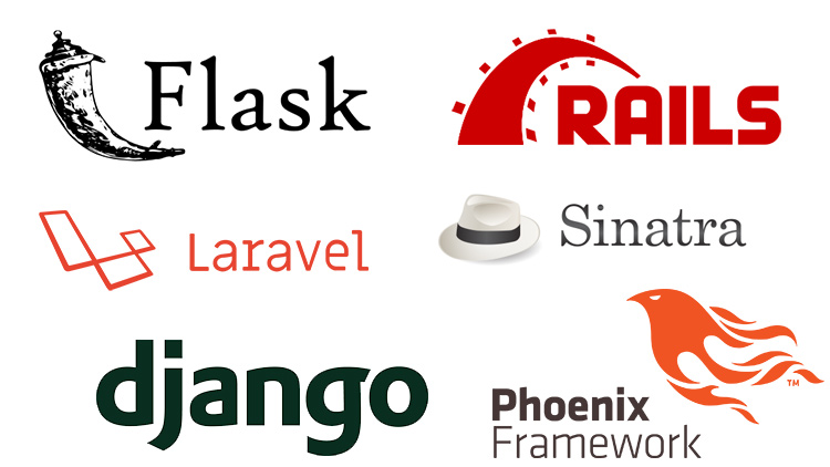 It Doesn't Matter What Web Framework You Use, Just Pick One