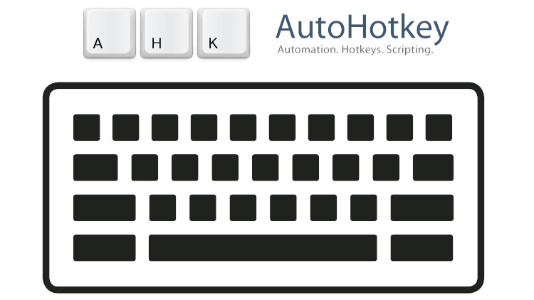 Remap and Set Global Hotkeys on Windows 10 with Auto Hotkey — Nick