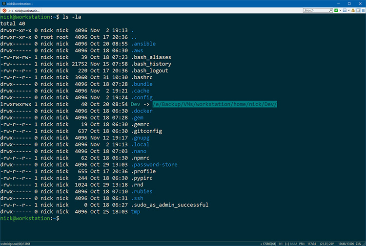 Using WSL and MobaXterm to Create a Linux Dev Environment on Windows