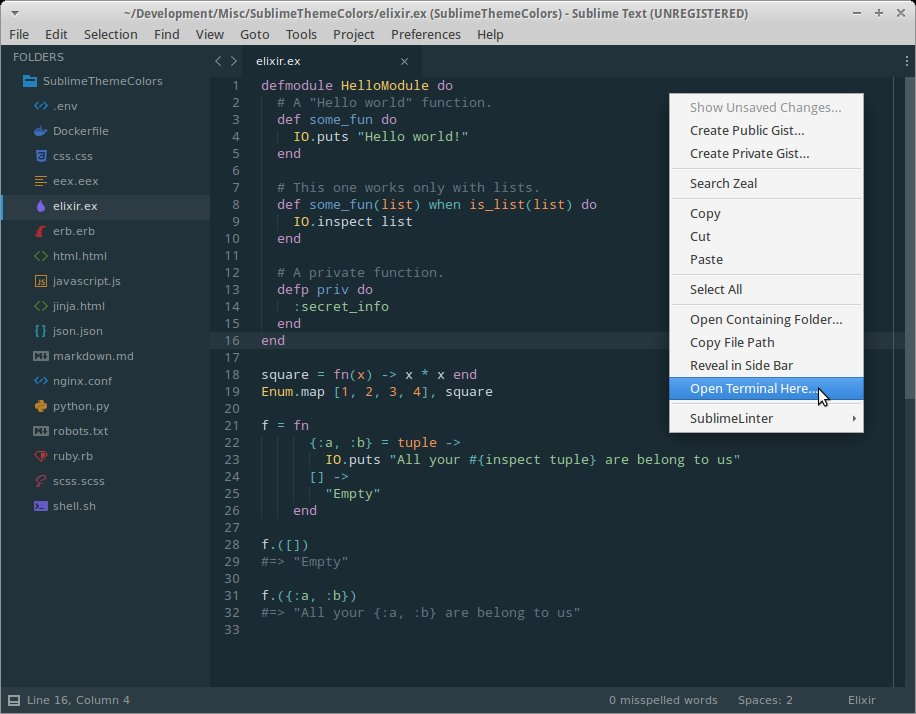 25 Sublime Text 3 Packages for Polyglot Programmers — Nick
